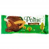 Poieni - Biscuiti cu glazura de cacao