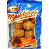 Primo - Madeleines cu crema de cacao