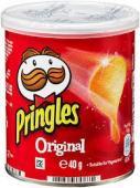 Pringles - Original Flavour Savoury Snack