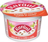 Raraul - Branza de vaci cu stafide si vanilie
