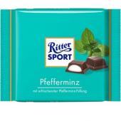 Ritter Sport - Ciocolata cu menta