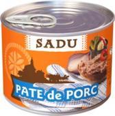 Sadu - Pate porc