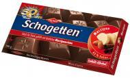 Schogetten - Ciocolata amaruie cu martipan