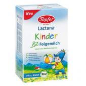 Topfer - Kinder Lapte praf bio